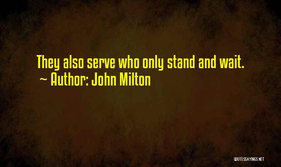 John Milton Quotes 328492