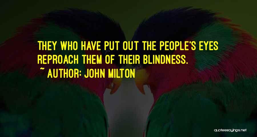 John Milton Quotes 333066