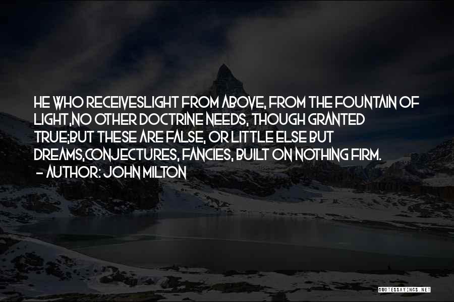 John Milton Quotes 356585
