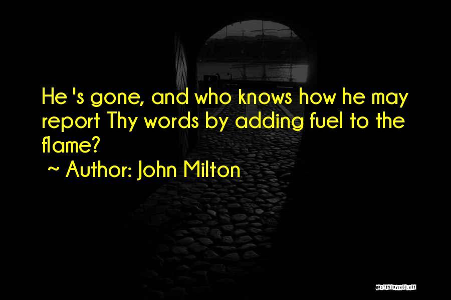 John Milton Quotes 401298