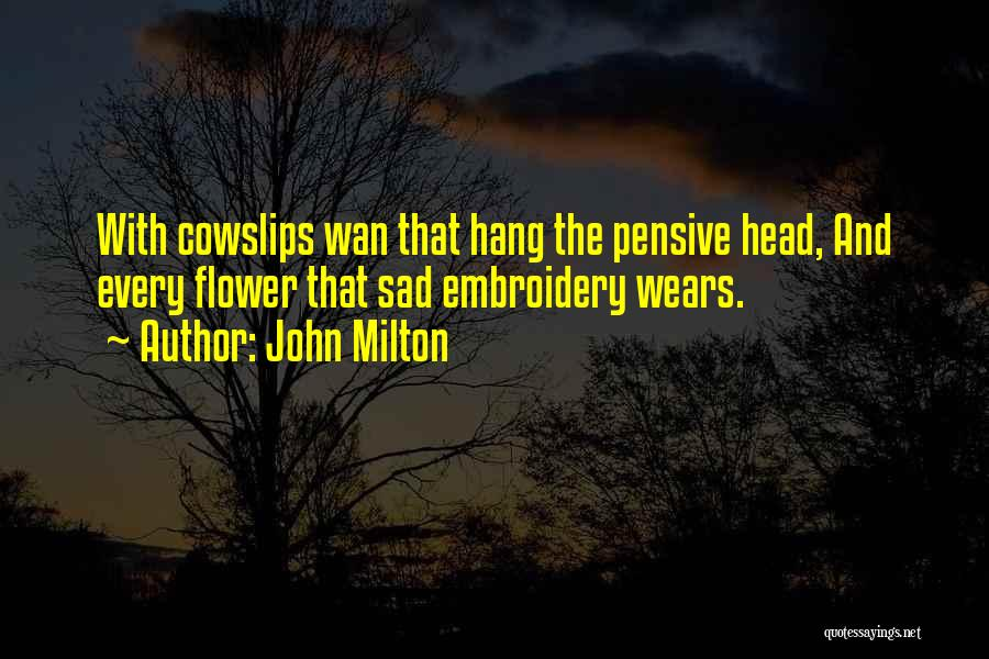 John Milton Quotes 404652