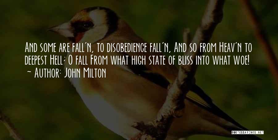 John Milton Quotes 472631