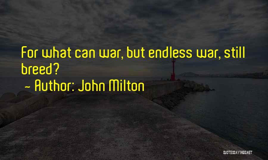 John Milton Quotes 529408