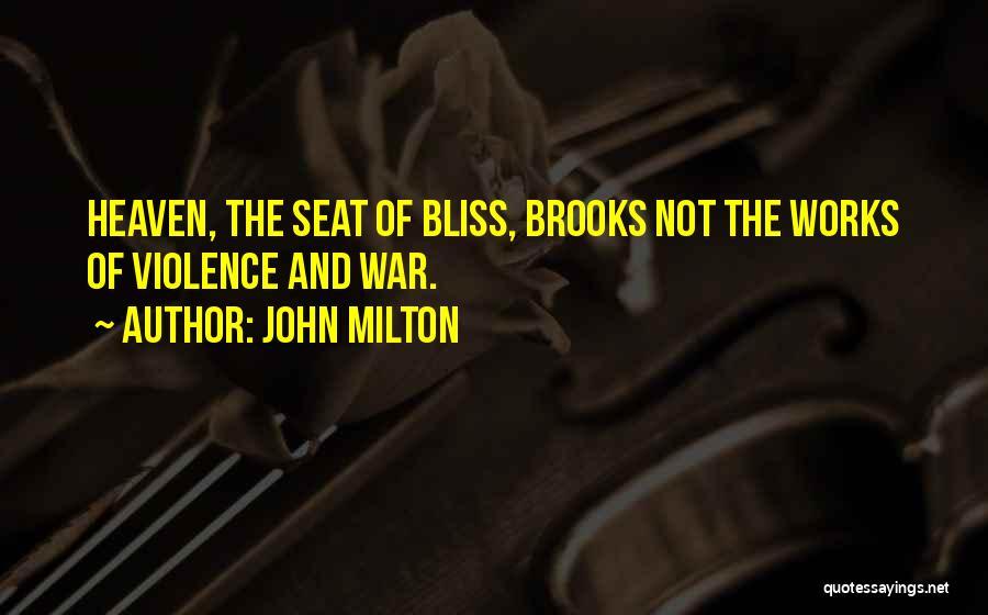 John Milton Quotes 554958