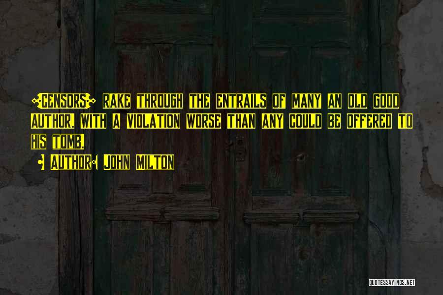 John Milton Quotes 656896