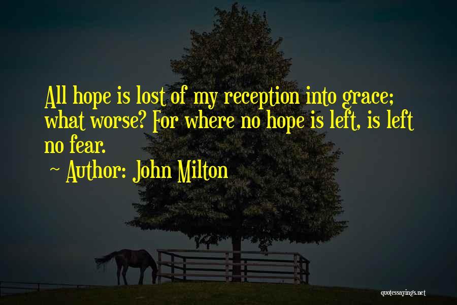 John Milton Quotes 740170