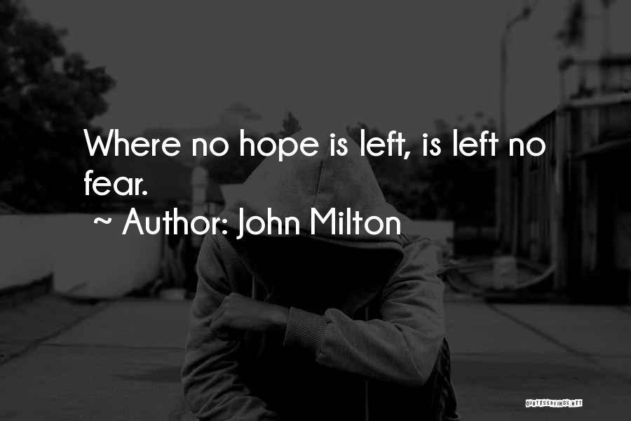 John Milton Quotes 802761