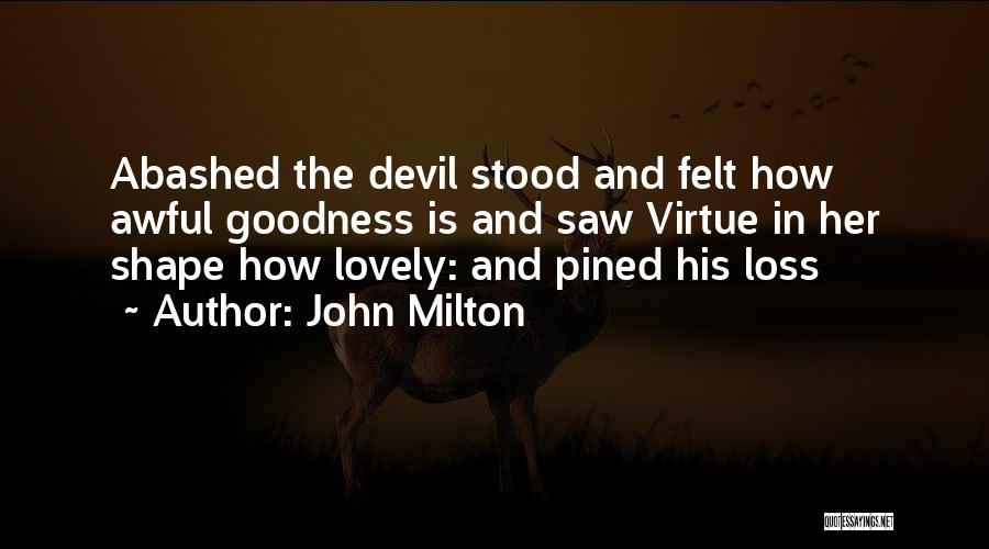 John Milton Quotes 831827