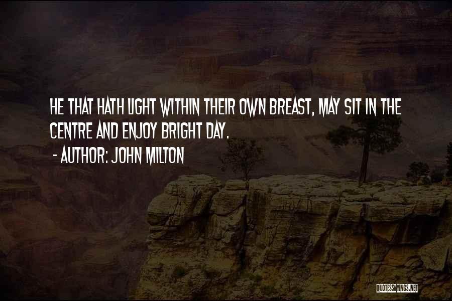 John Milton Quotes 855705