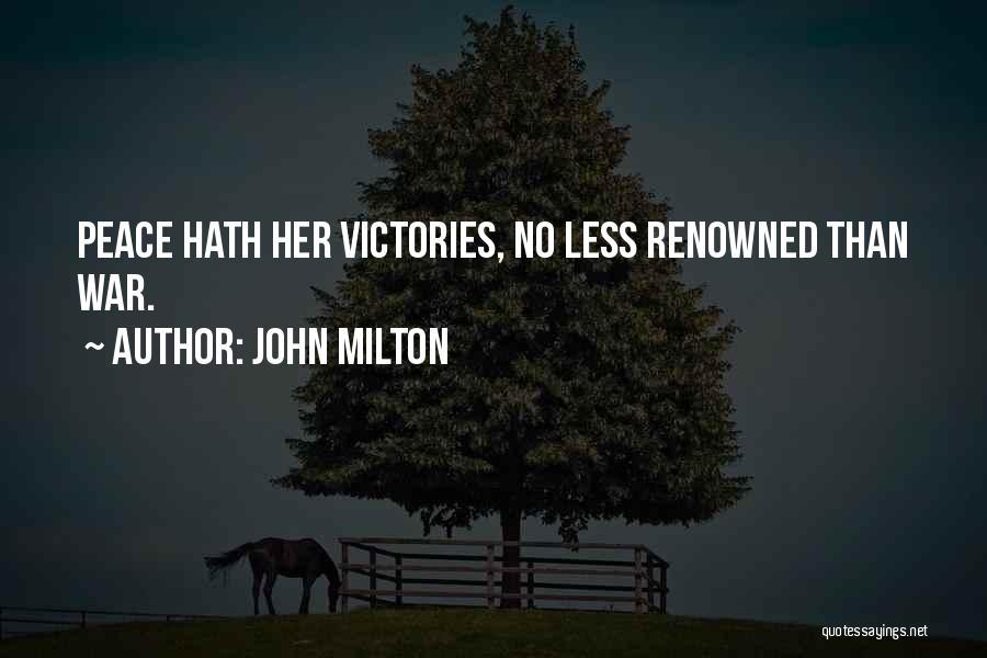 John Milton Quotes 870687