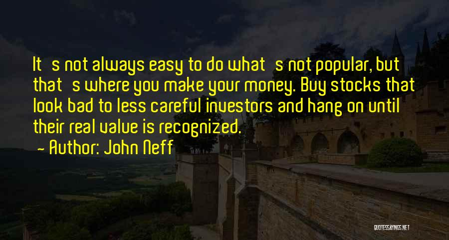 John Neff Quotes 1019955