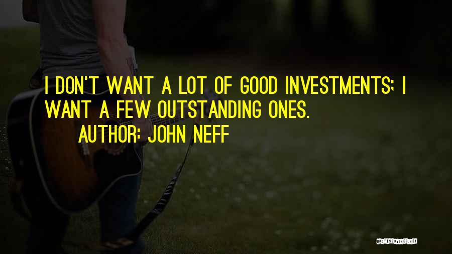 John Neff Quotes 1190365