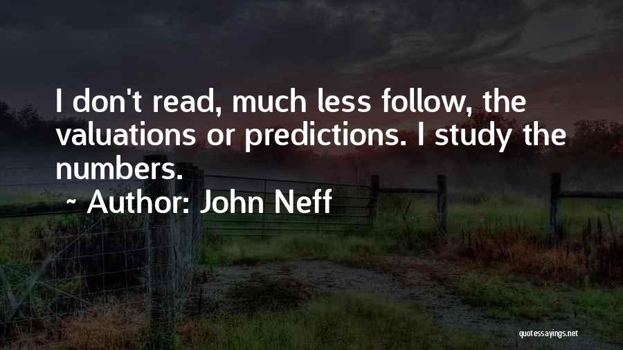 John Neff Quotes 656642