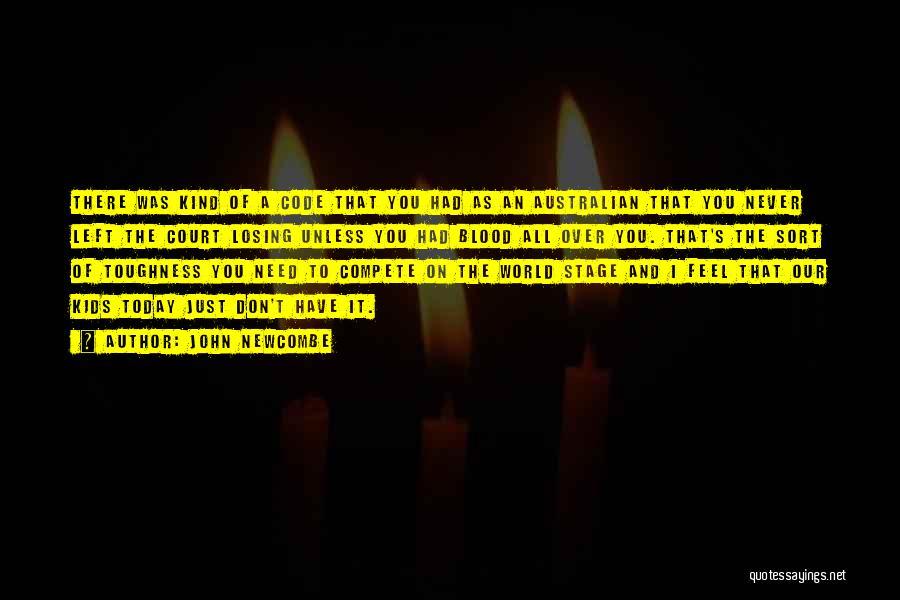John Newcombe Quotes 1140586