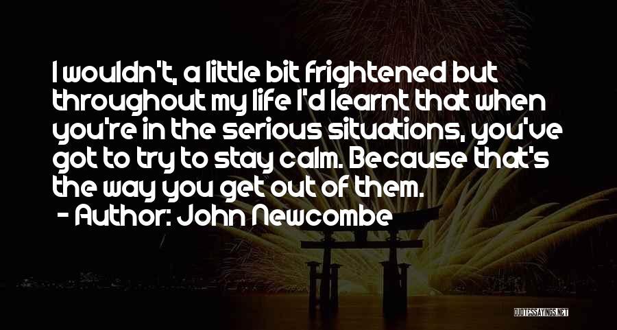 John Newcombe Quotes 1397983