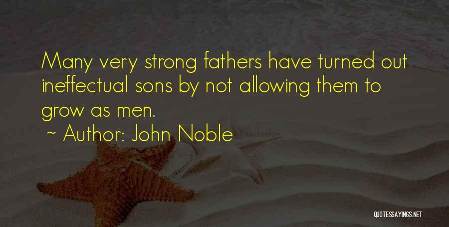 John Noble Quotes 315783