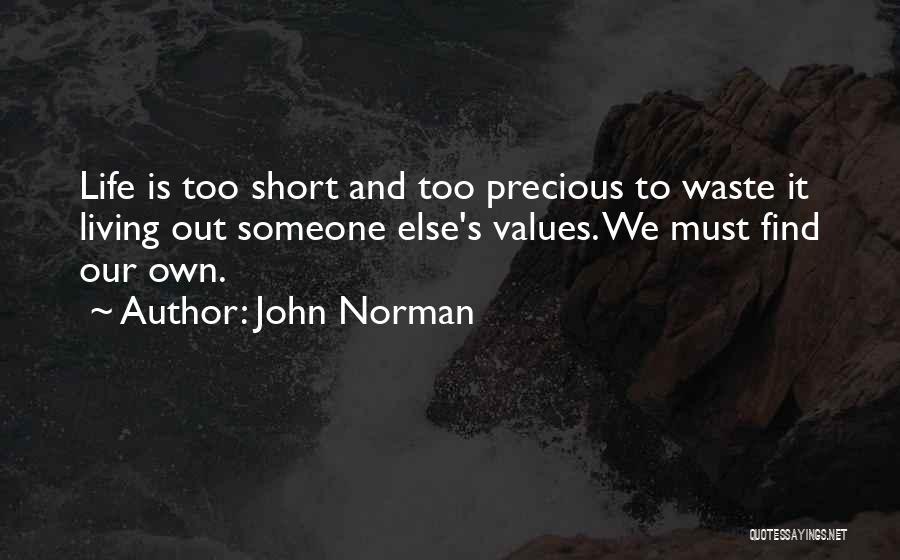 John Norman Quotes 1415988