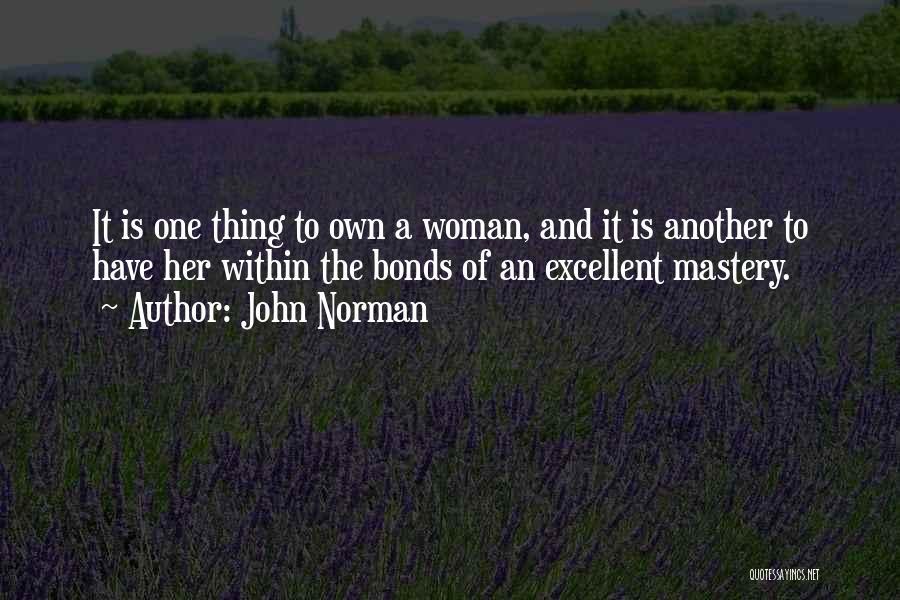 John Norman Quotes 225080