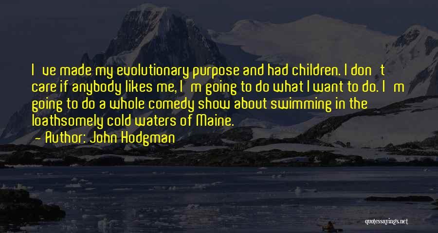 John O'callaghan The Maine Quotes By John Hodgman