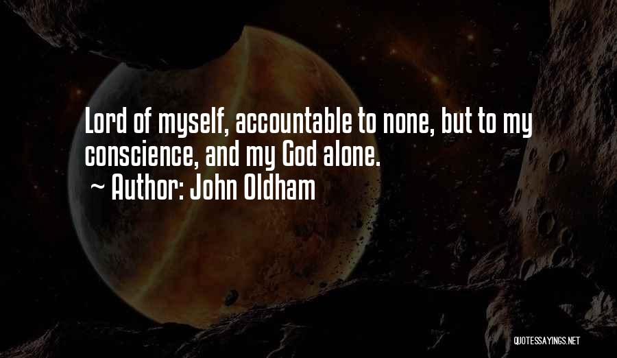 John Oldham Quotes 1619352