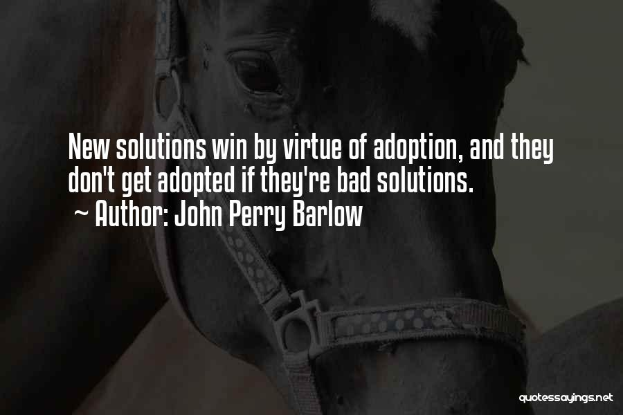 John Perry Barlow Quotes 1546971