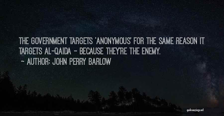 John Perry Barlow Quotes 1634903