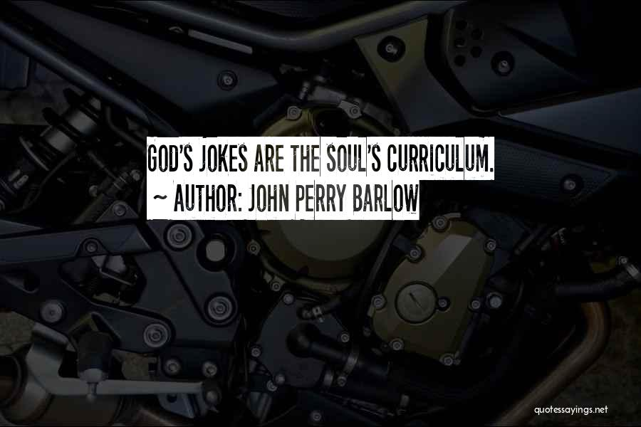 John Perry Barlow Quotes 1655915