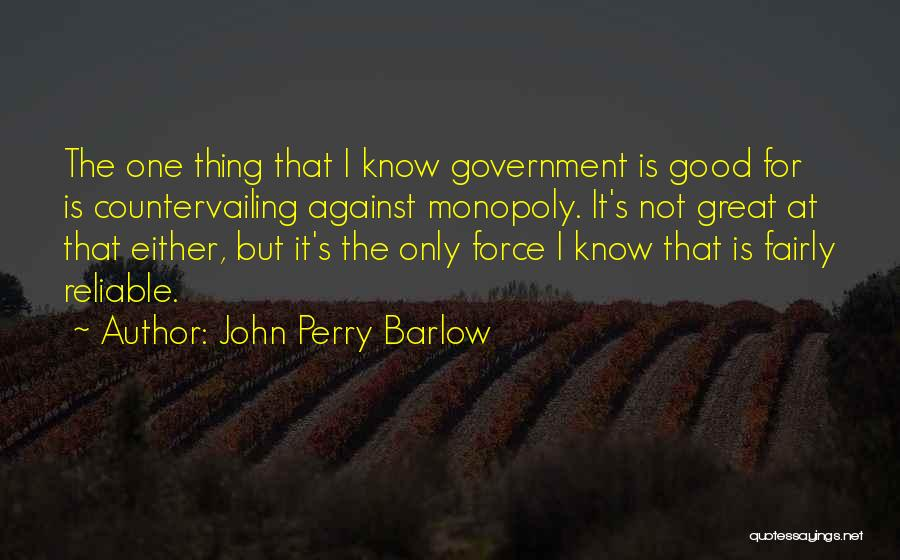 John Perry Barlow Quotes 1948492