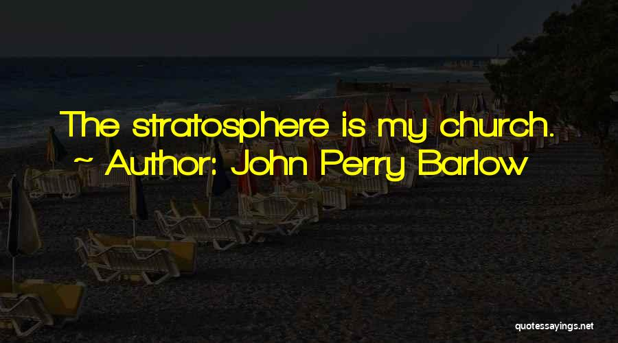 John Perry Barlow Quotes 207702