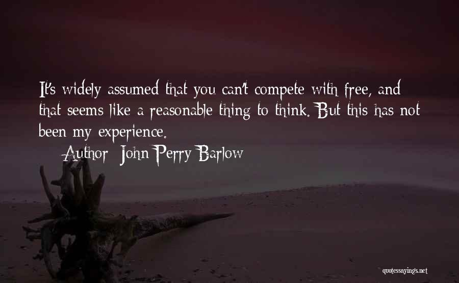 John Perry Barlow Quotes 547413