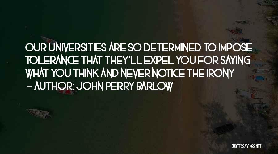 John Perry Barlow Quotes 657865