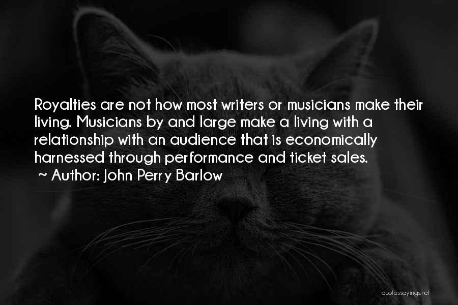 John Perry Barlow Quotes 751545