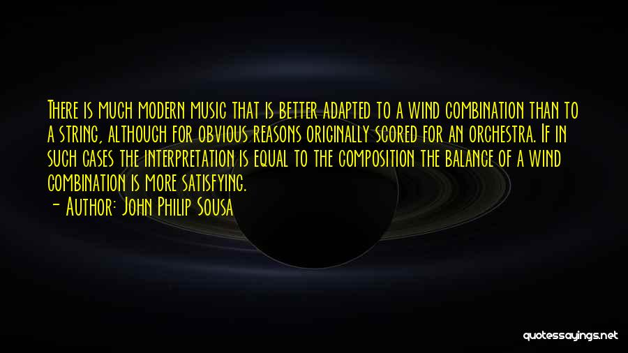 John Philip Sousa Quotes 1230904
