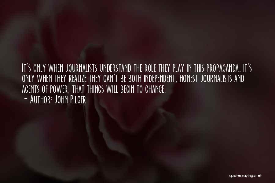John Pilger Quotes 1175229