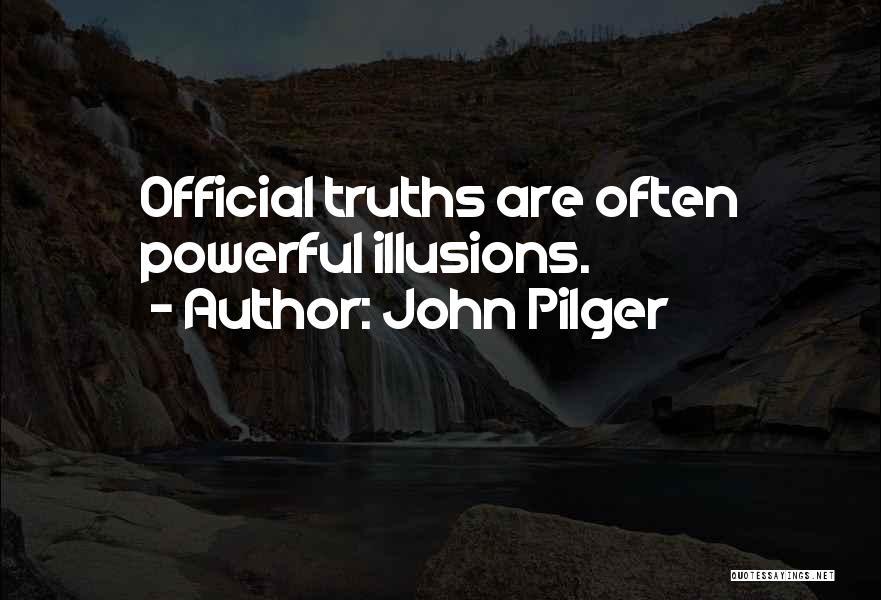 John Pilger Quotes 1180955