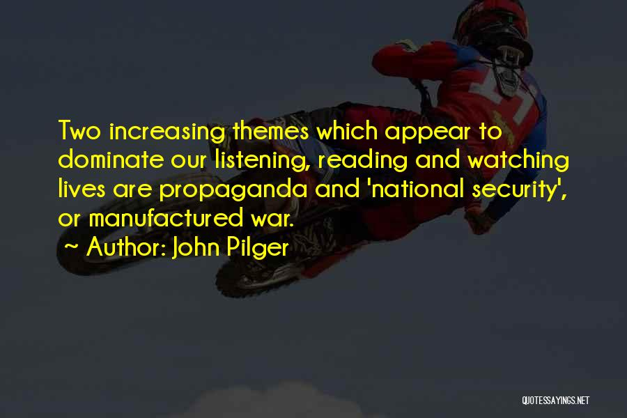 John Pilger Quotes 1204746