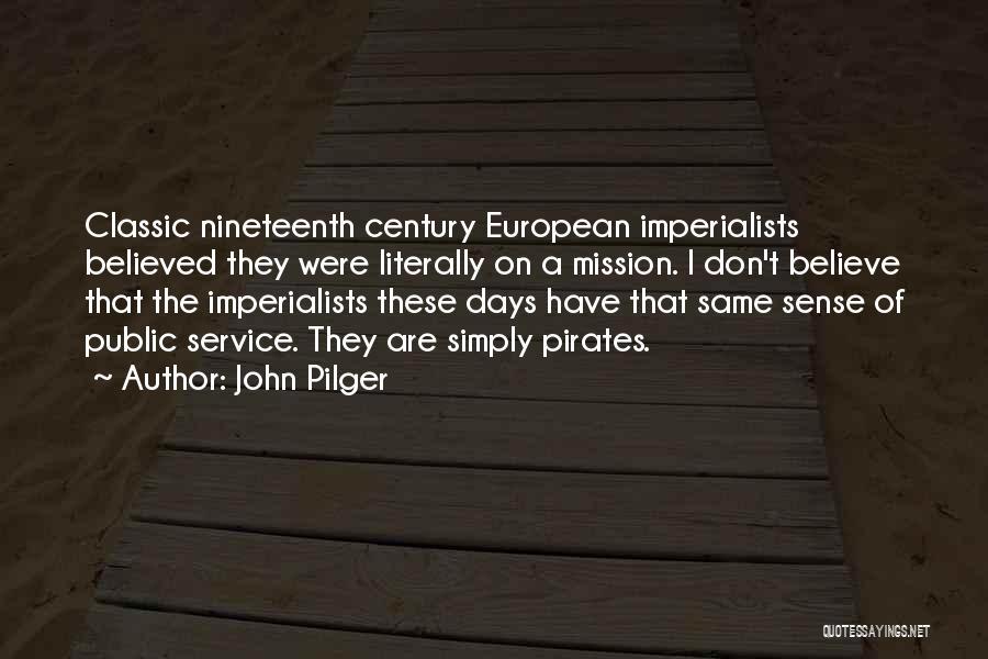 John Pilger Quotes 1326071