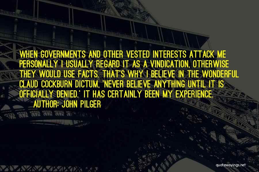 John Pilger Quotes 1557820
