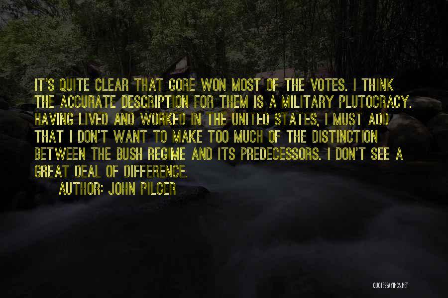 John Pilger Quotes 1558508