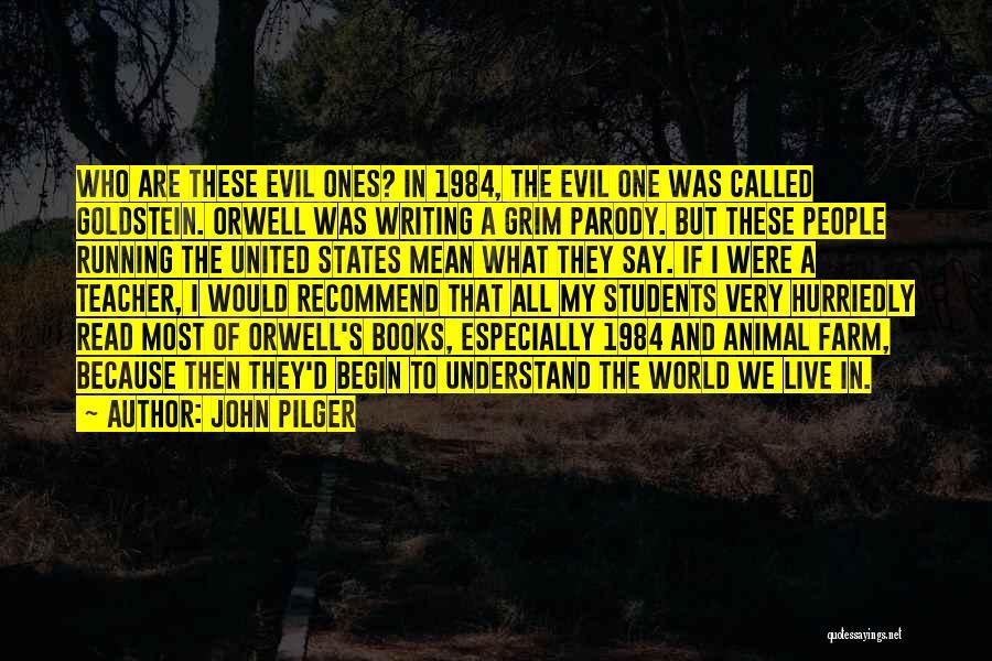 John Pilger Quotes 1672252