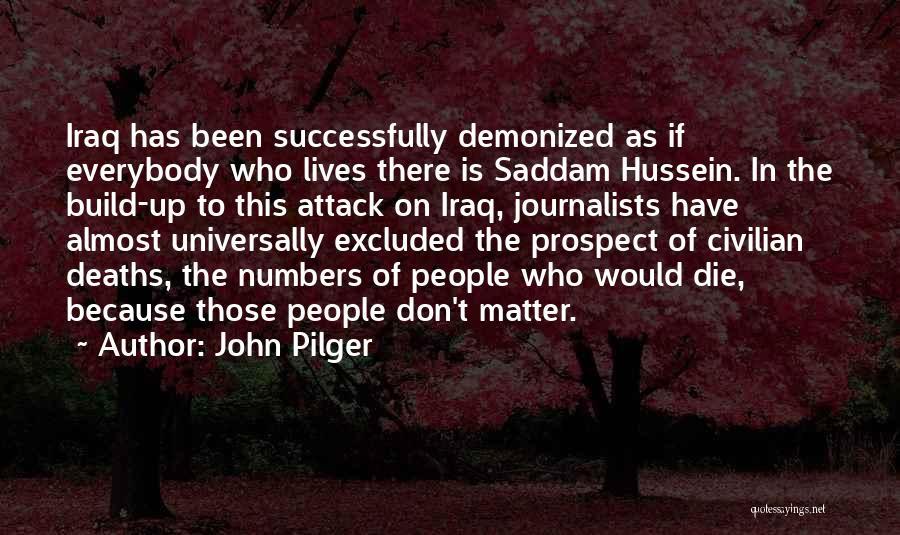 John Pilger Quotes 222825