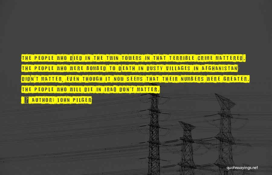 John Pilger Quotes 690222