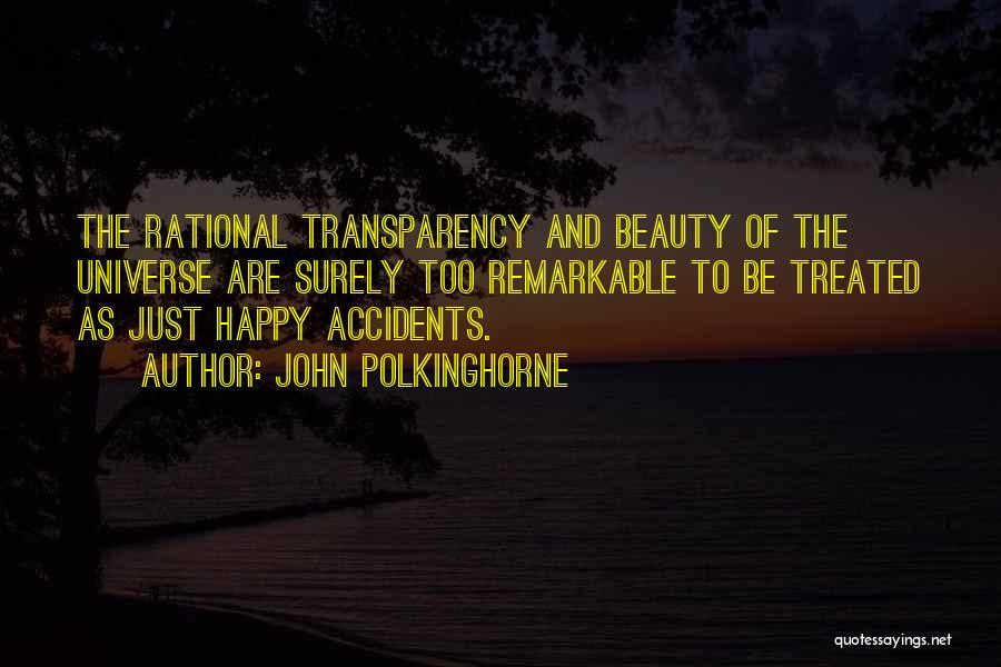 John Polkinghorne Quotes 1519126