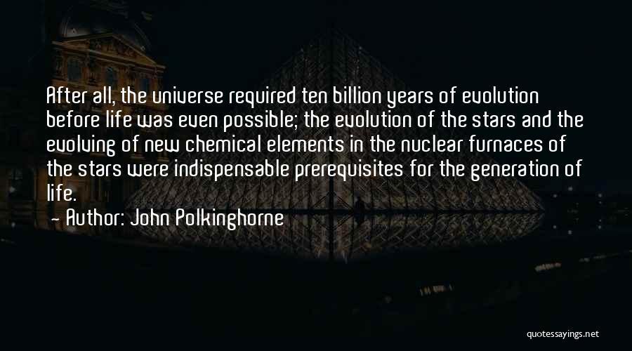 John Polkinghorne Quotes 1874675