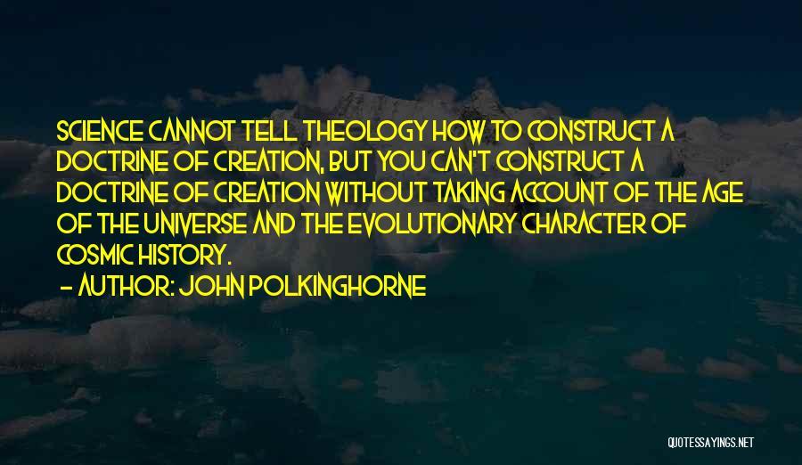 John Polkinghorne Quotes 480080