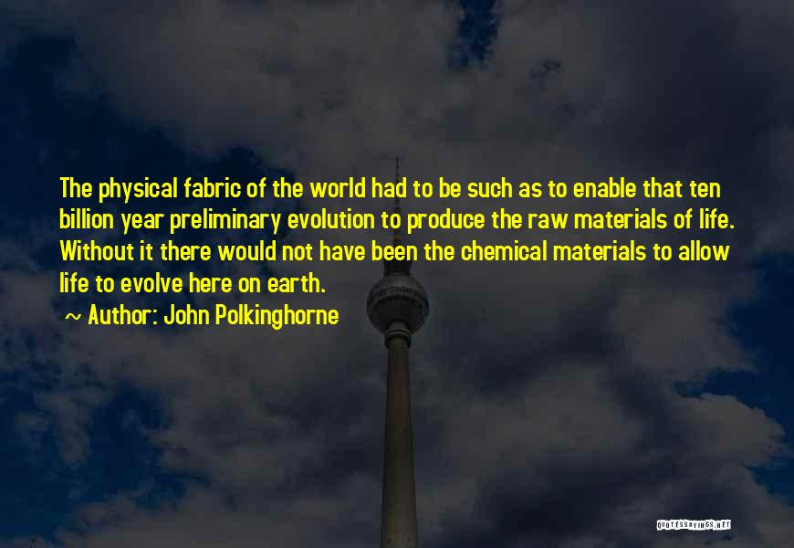 John Polkinghorne Quotes 99240