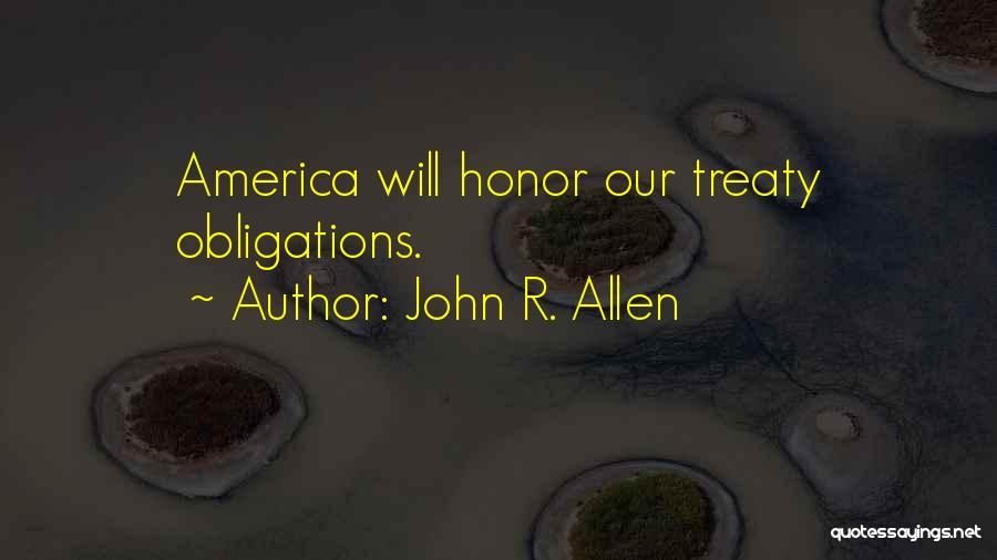 John R. Allen Quotes 1439521
