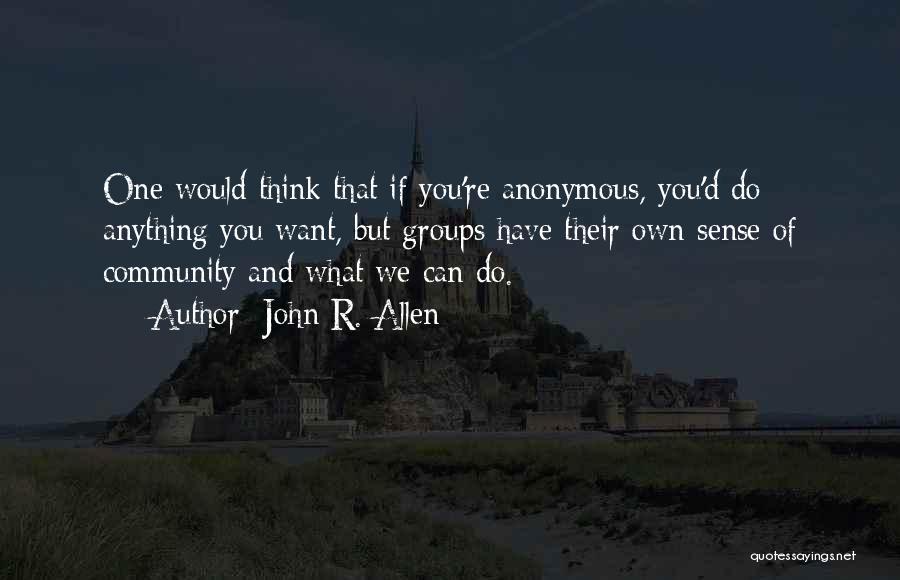 John R. Allen Quotes 2106570