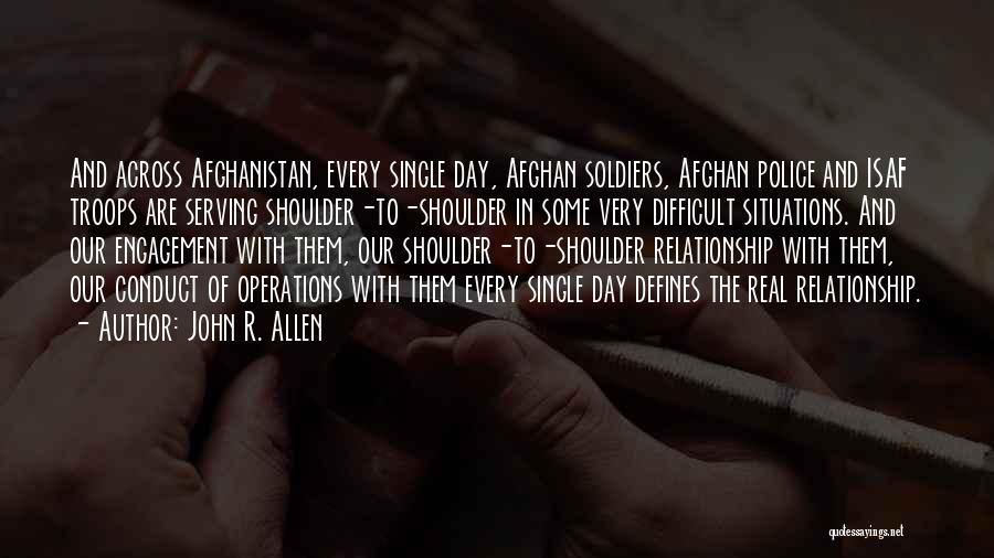 John R. Allen Quotes 289276
