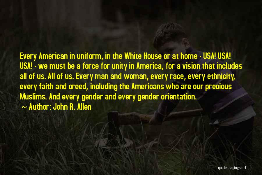 John R. Allen Quotes 908019
